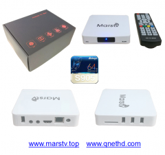MarsTV Android IPTV Box